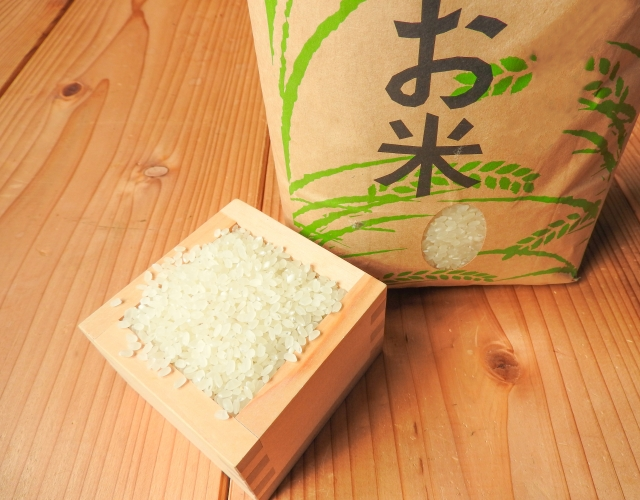 お米をもらったのですがお返しはどれくらいすればいいのでしょうか?