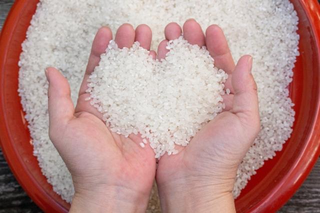 お米は精米を白くすればするほど美味しいの?